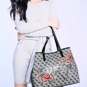 Guess Bags - VIKKY LOGO TOTE by GUESS 2684aa12bf848
